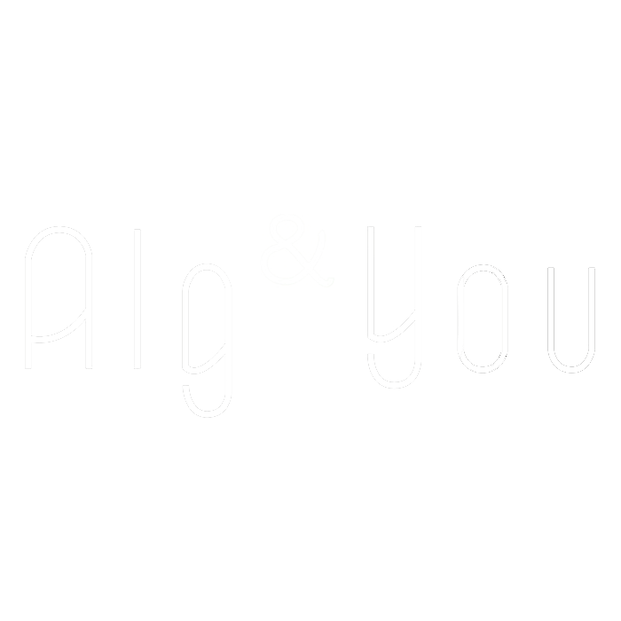 Logo alg and you algue alimentaire phytotiere 1001pact